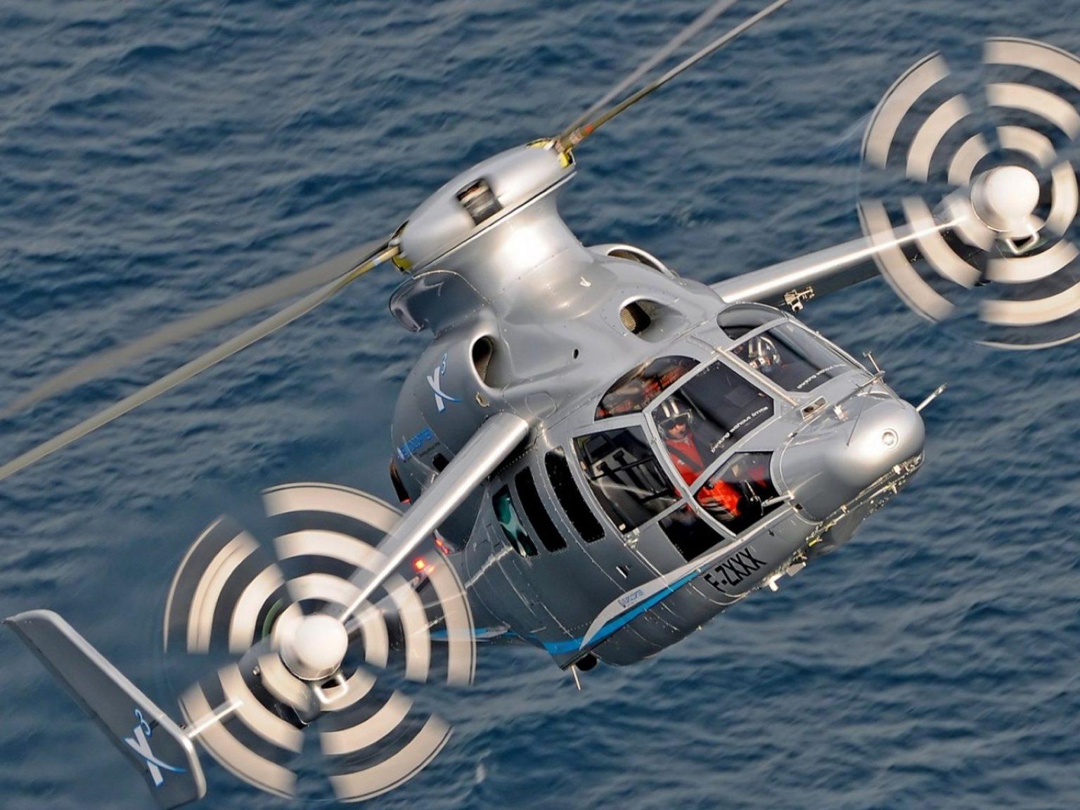 le démonstrateurs X3 d'Airbus ouvre la voie à une utilisation multi-rôle au grand rayon d'action des voilures tournantesrvice des greffons